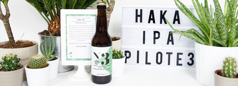 Notre nouvelle bière IPA au houblon néo-zélandais