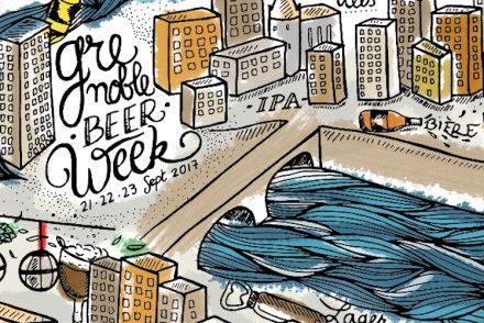Fête de la bière à Grenoble : on vous donne rendez-vous au début de l'automne !