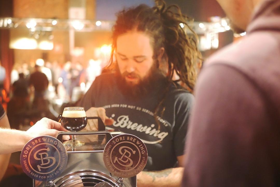 Festival Billie's - Sori Brewing