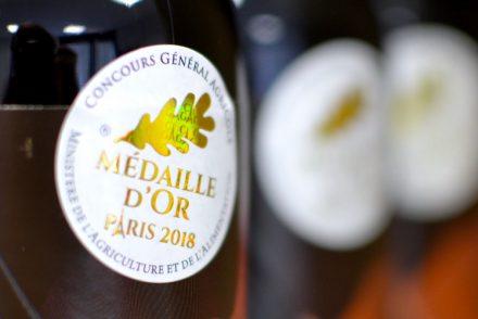 Nos deux bières médaillées au Salon de l'Agriculture 2018 !
