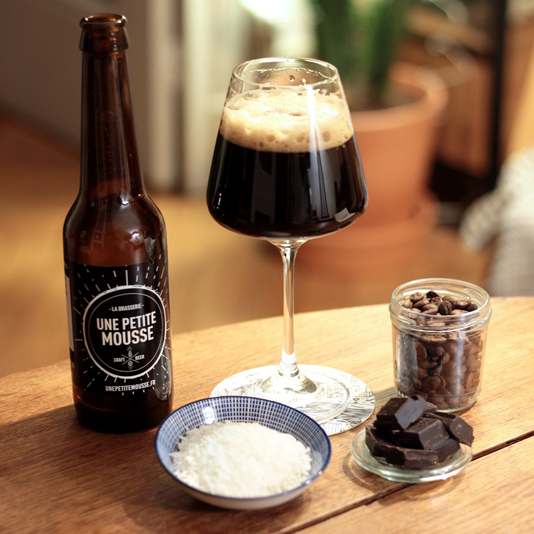 degustation coconut porter