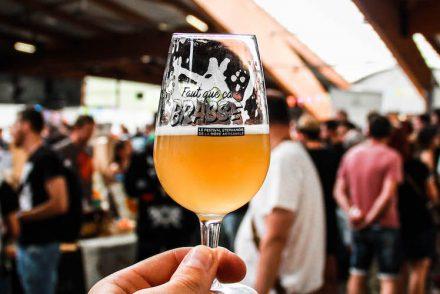 On vous emmène à Faut Que Ça Brasse, le festival de la bière de Saint-Etienne