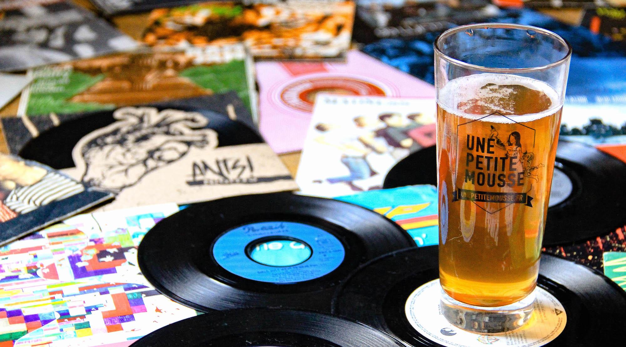 bière et rock