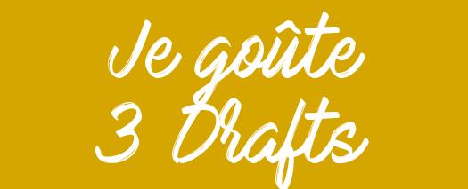 degustation de drafts