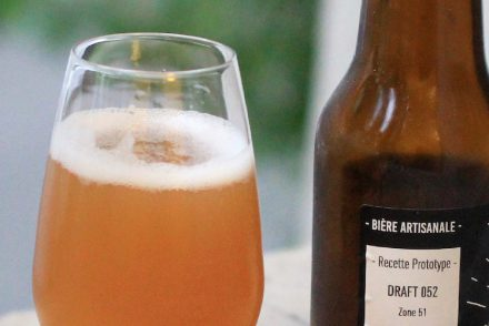 Bière à la truffe ou à la goyave : notre brasserie ne connaît pas de limites.