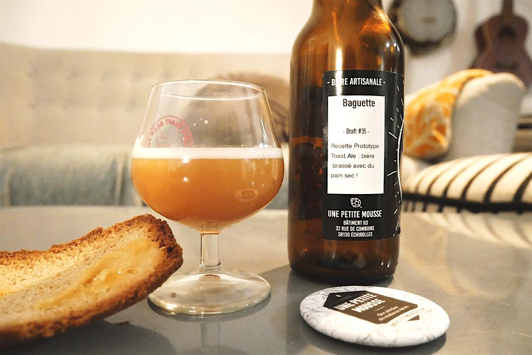 bière au pain