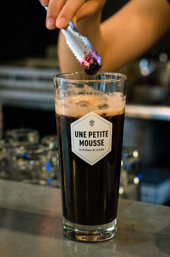 cocktail-à-la-bière