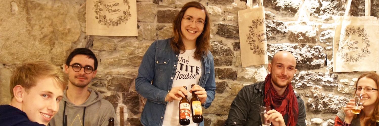 Notre box de bière de novembre : comment la déguster ?