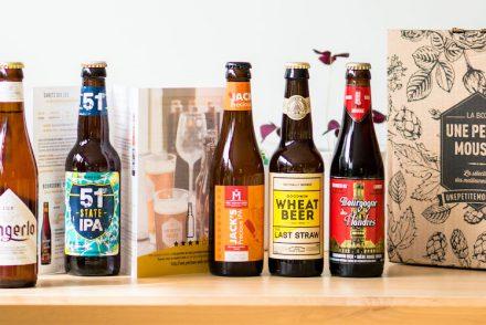 Comment déguster une box de bières, en 6 accords culinaires