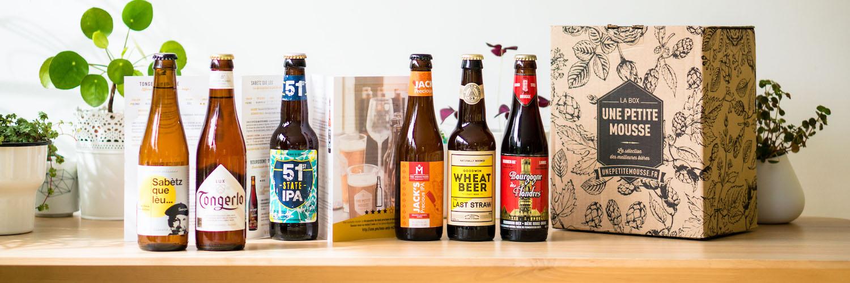 Comment déguster une box de bières en 6 accords culinaires