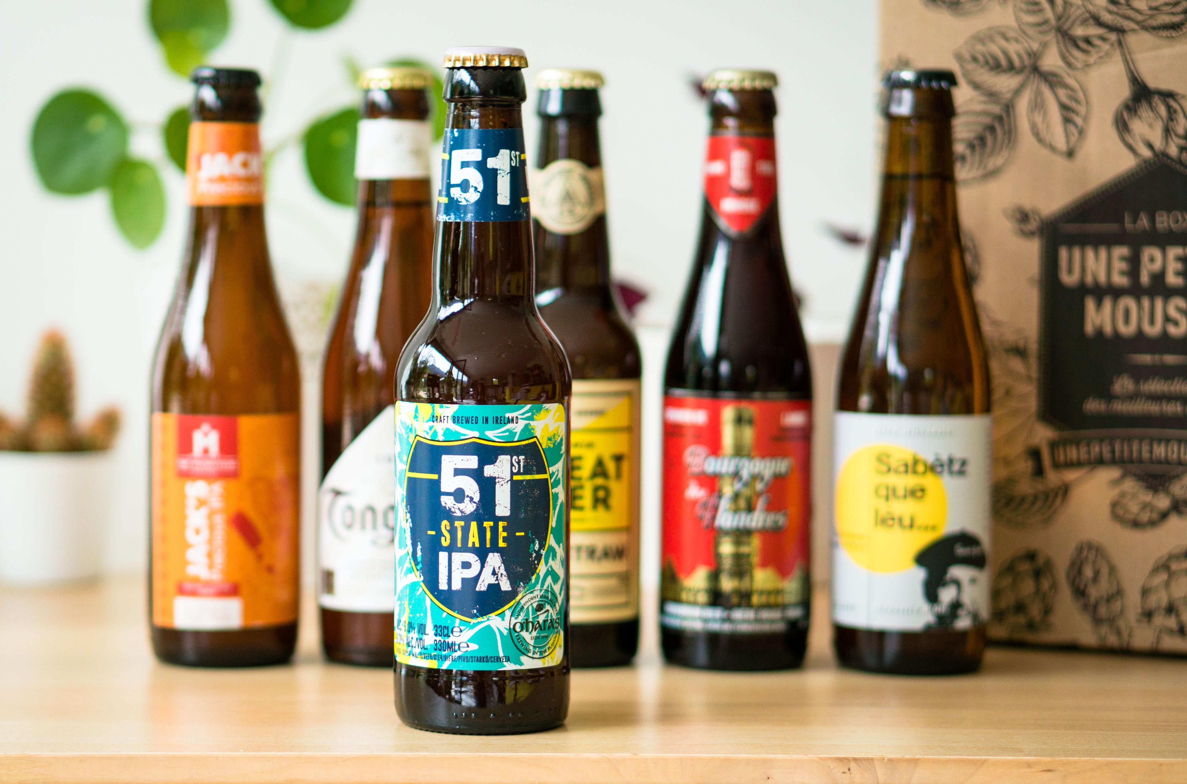 box de bieres