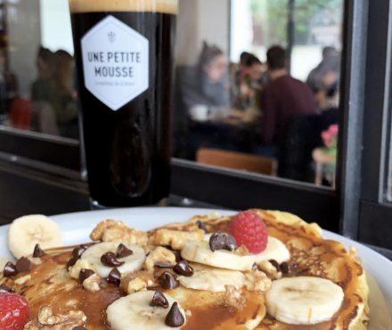 Brunch à Grenoble : nos meilleures adresses pour allier bières & pancakes