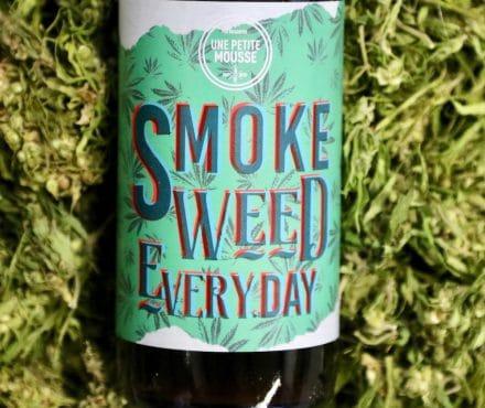 Weed et houblon, le mariage illicite des bières au chanvre