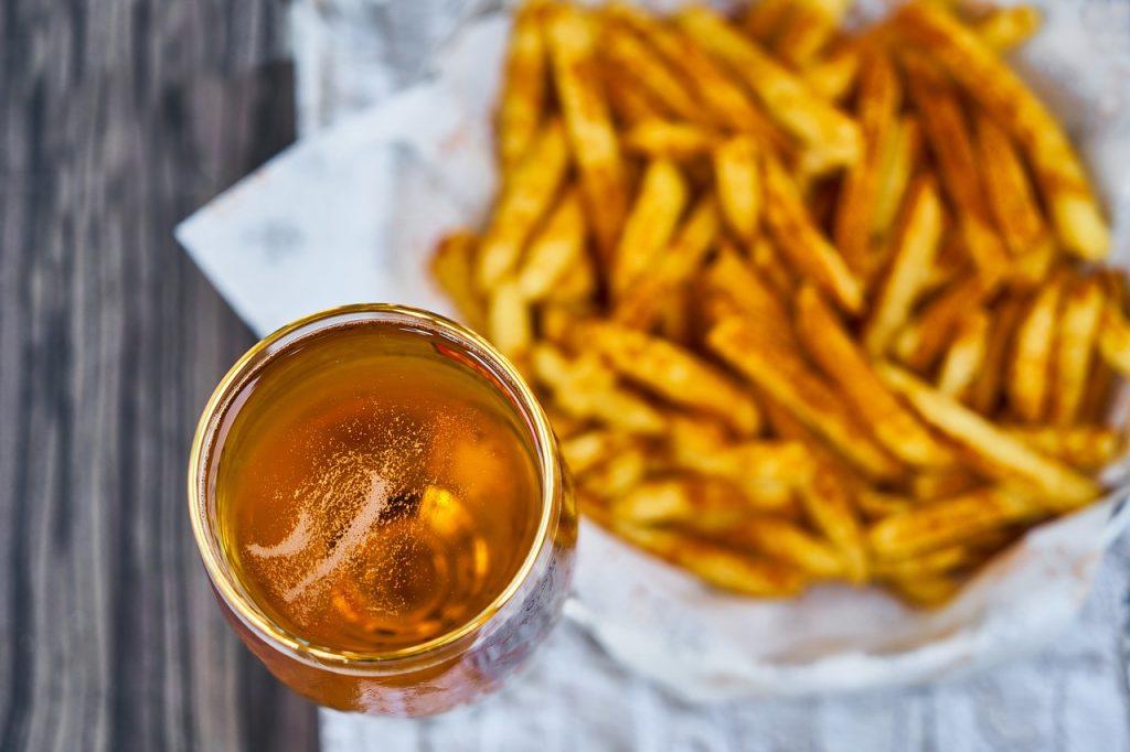 Les calories dans la bière... tout est une question de mesure