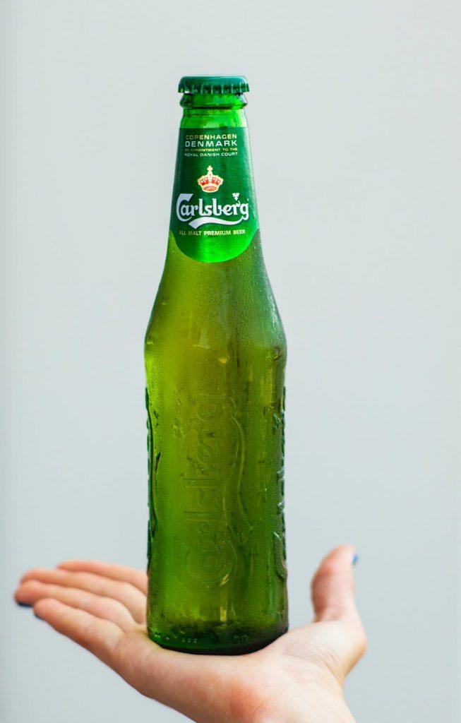 calories biere
