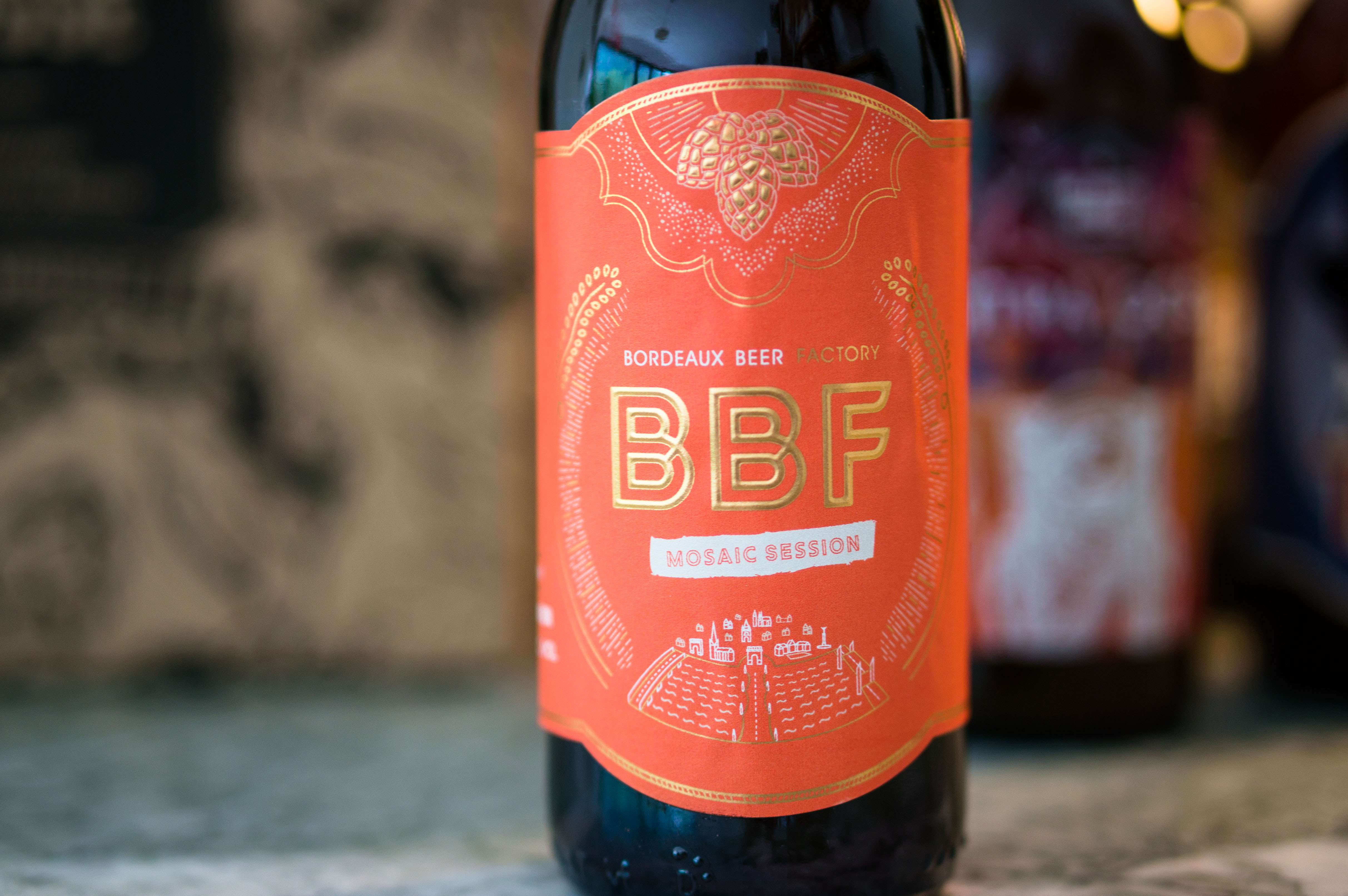 Bordeaux Beer Factory : bière et design