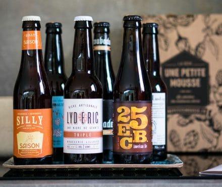Box dégustation de bières : notre nouveau coffret découverte