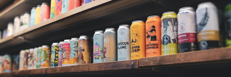 Bière et design graphique : qu'importe le flacon, pourvu qu'il soit joli ?