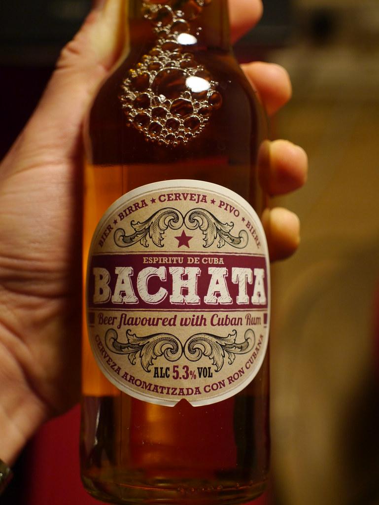 bière au rhum cubain