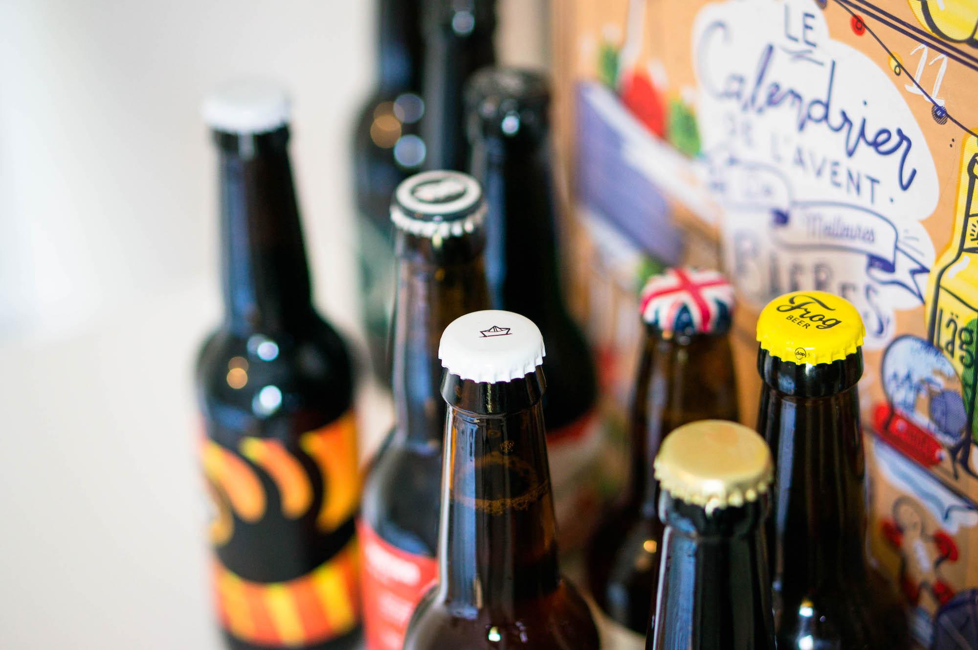 bières du monde capsules