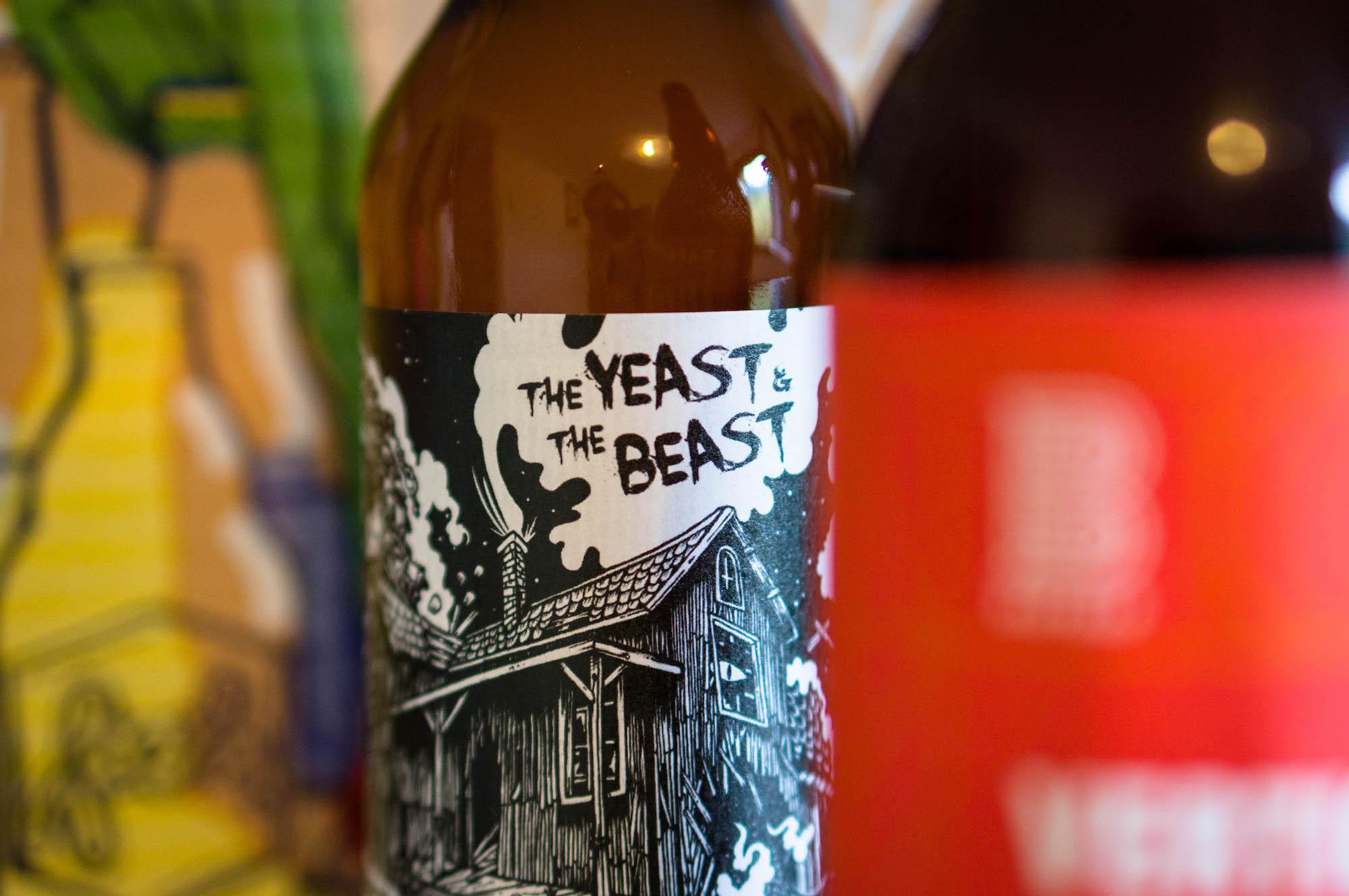 beast yeast bières du monde