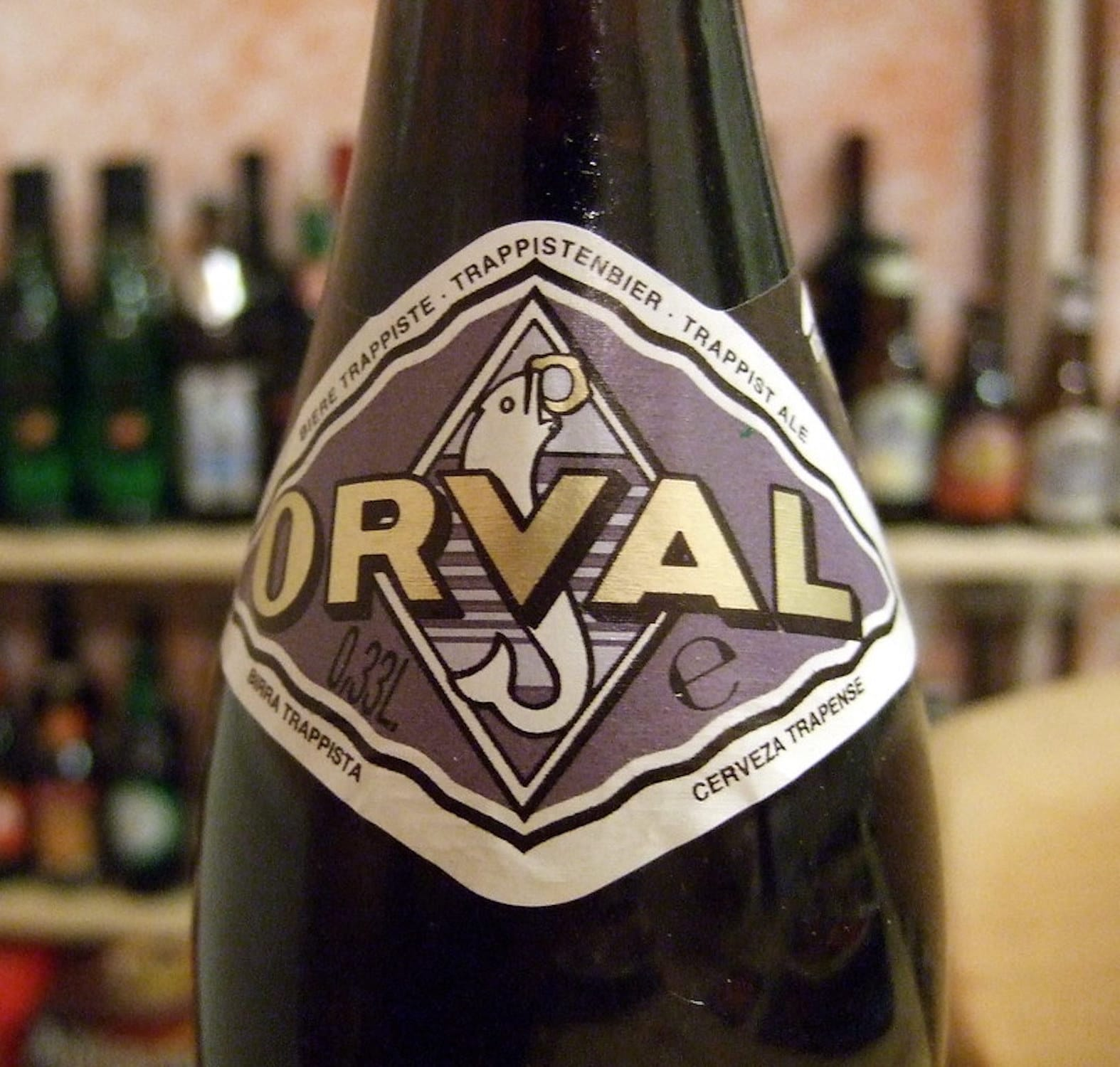 orval bouteille