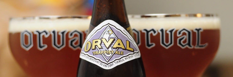 Orval, bière légendaire venue au monde grâce à une truite
