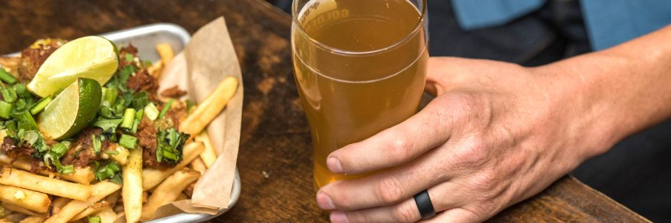 accords mets et bières