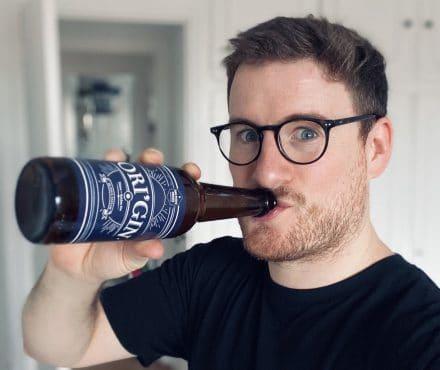 Pour son spectacle, Paul Taylor brasse une bière !