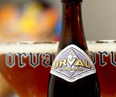 Orval, bière légendaire venue au monde grâce… à une truite