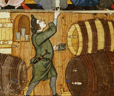 La bière au Moyen-Âge et dans l'Antiquité, du siraku à la cervoise
