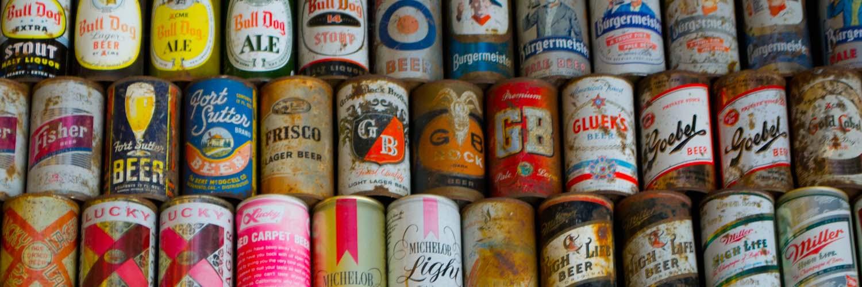 La première bière en canette a 80 ans
