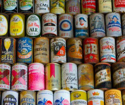 La première bière en canette a plus de 80 ans