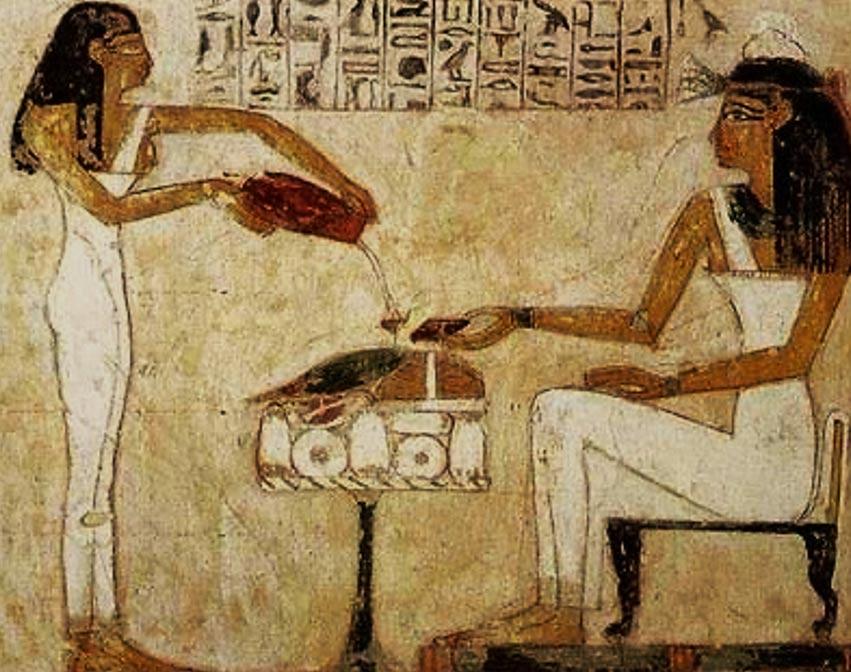 bière antiquité égypte