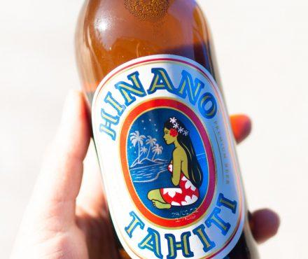 Bière Hinano : la fraîcheur sous les tropiques