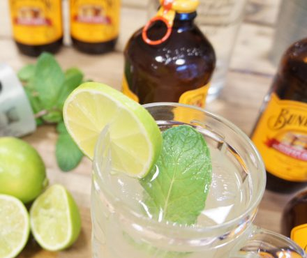 Moscow Mule : le cocktail ginger beer et vodka !