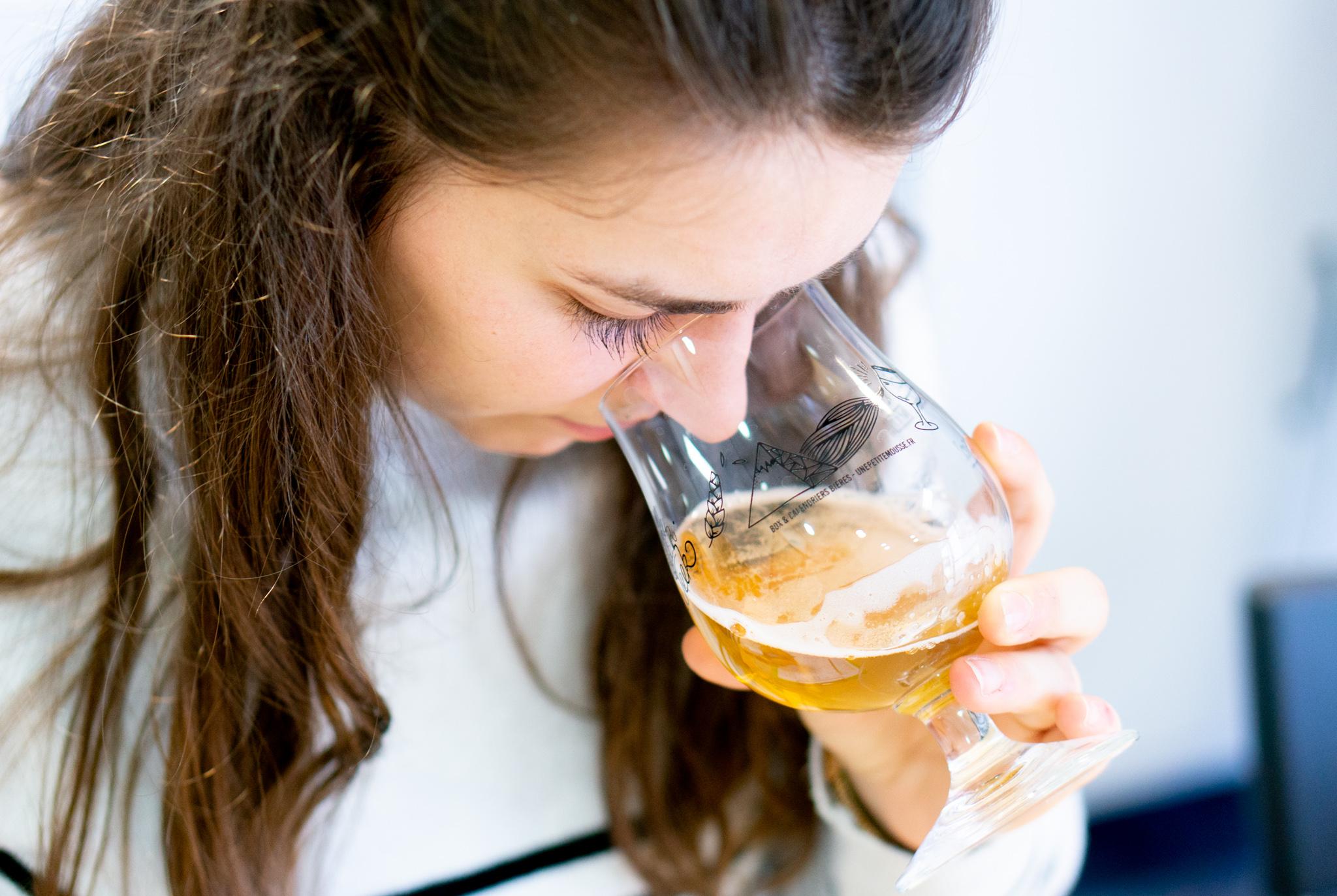 deguster une biere