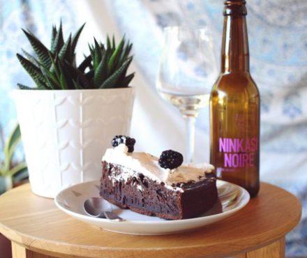 Le gâteau chocolat et bière, une recette inattendue et délicieuse
