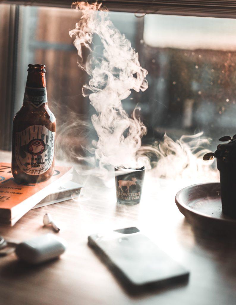confinement bière