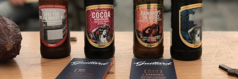 Bière et chocolat, comment les associer pour fêter Pâques ?