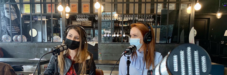 POTENTIELS épisode 3 : Solenn Petitjean et Mary Grammont, attachées de presse freelance en duo