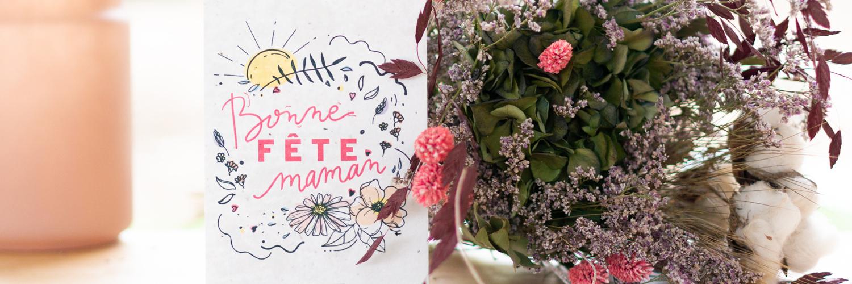 Les plus belles façons de dire «bonne fête maman» !