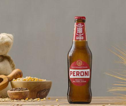 La Peroni, bière iconique d'Italie