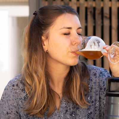 Biérologue en action : goûter la bière
