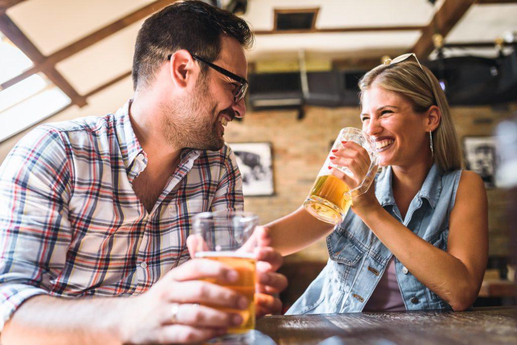 Effets positifs de la bière