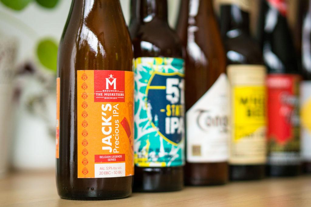 Bienfaits des bières IPA