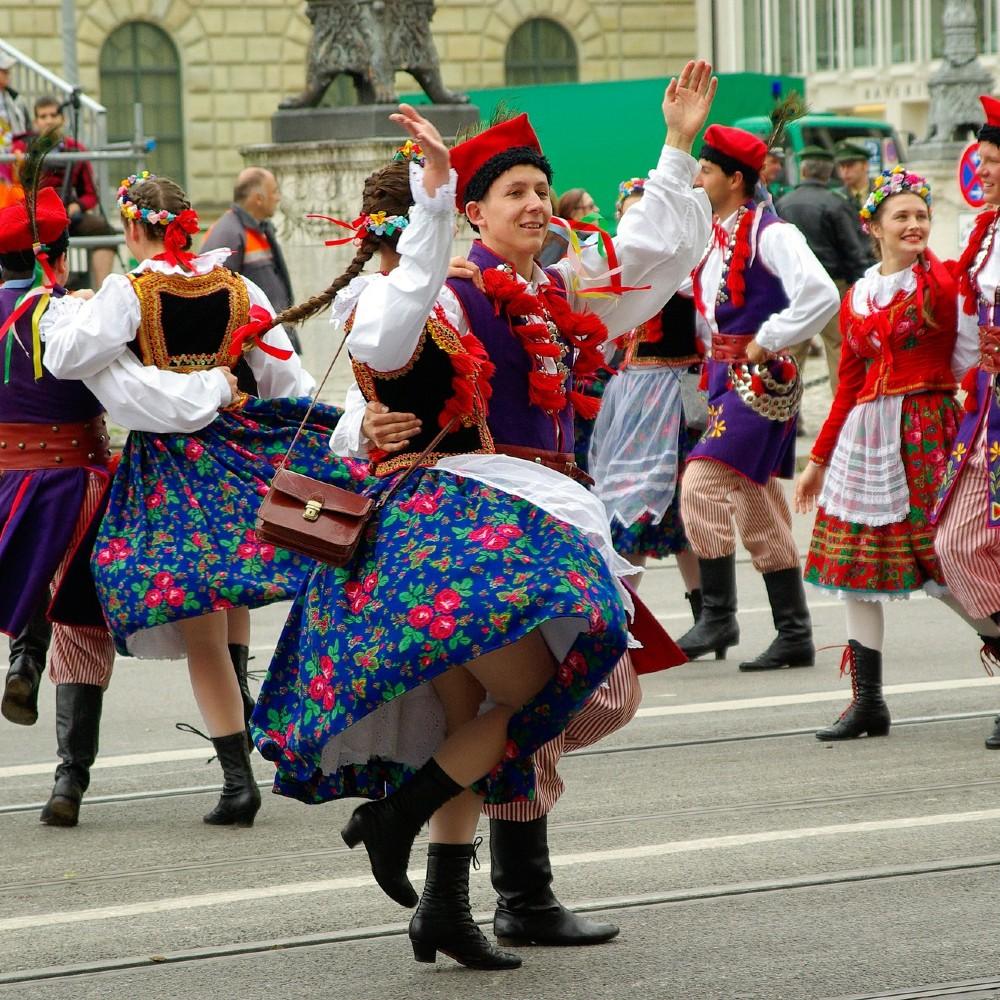 Costumes Oktoberfest