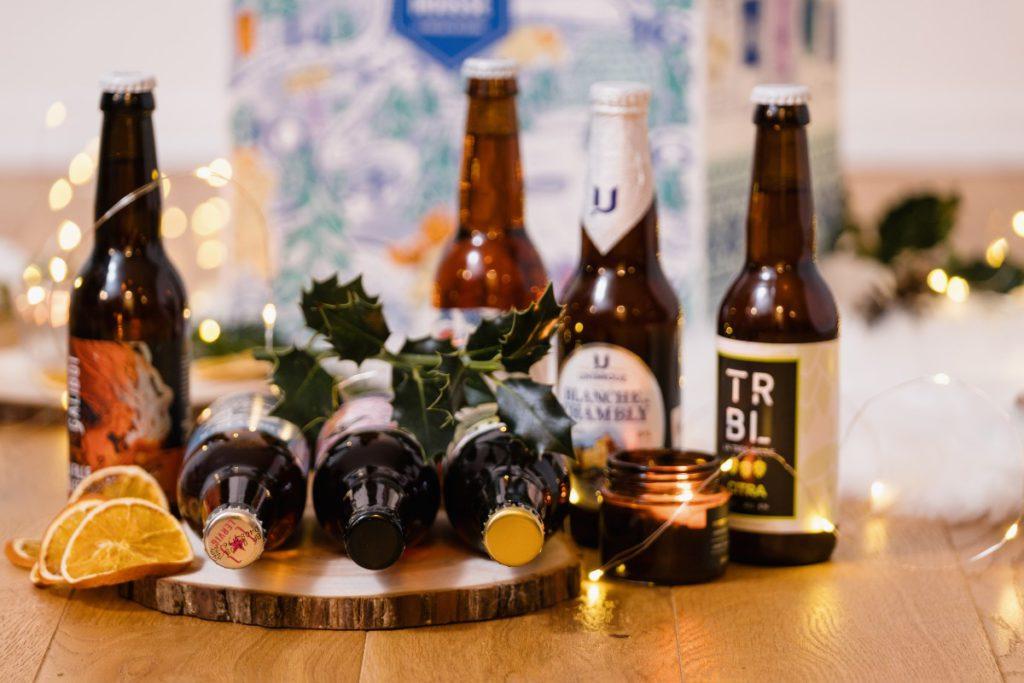 Calendrier de l'Avent pour adultes de bières