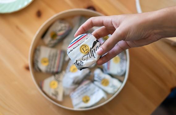 Calendrier de l'Avent 24 fromages