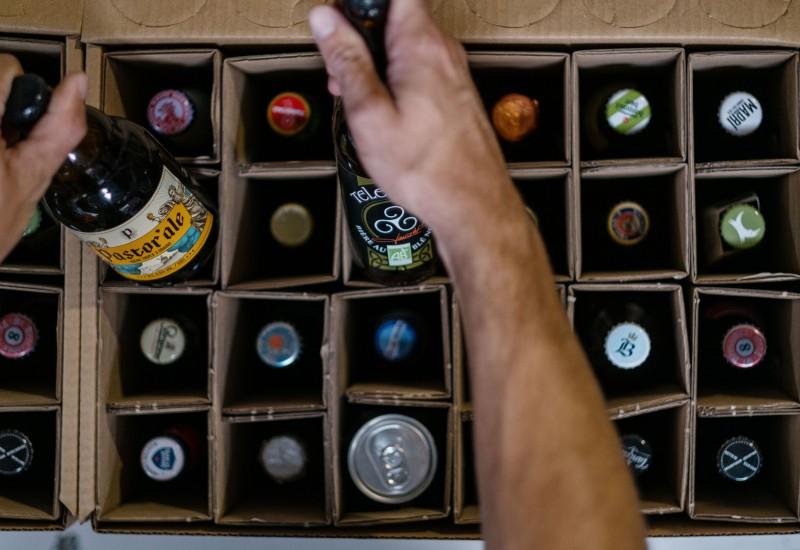 Meilleur calendrier de Noël bières découverte